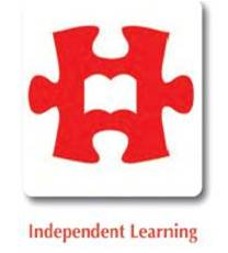 CPA Values - Independent Learning Image and Text