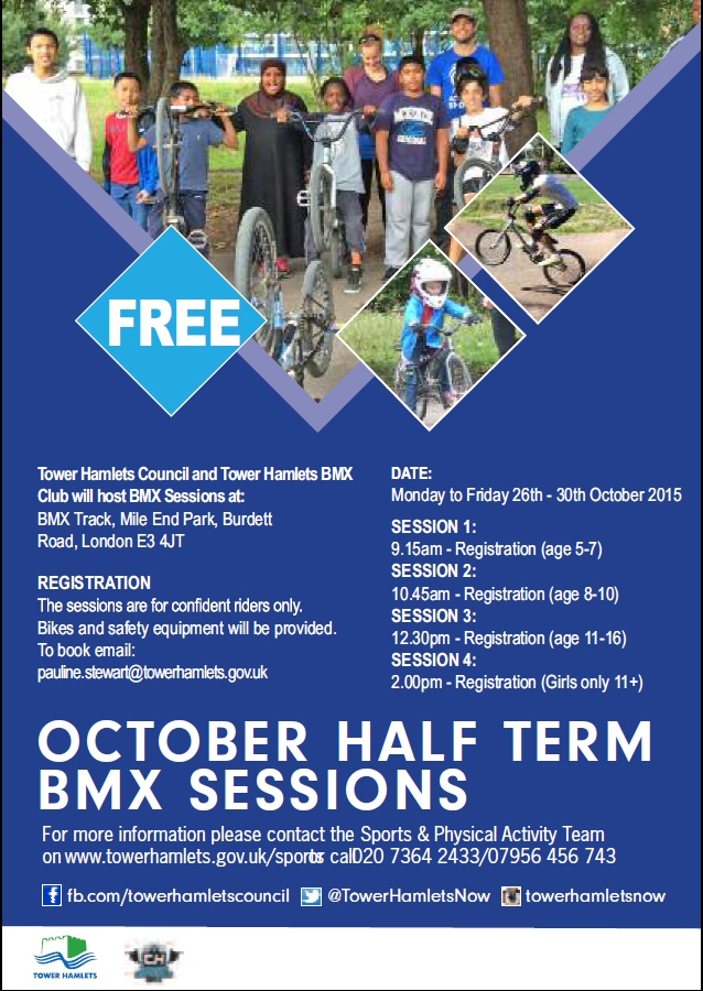 BMX Advert